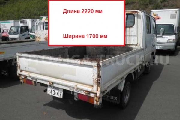 Кузов бортовой - А139 КУЗОВ