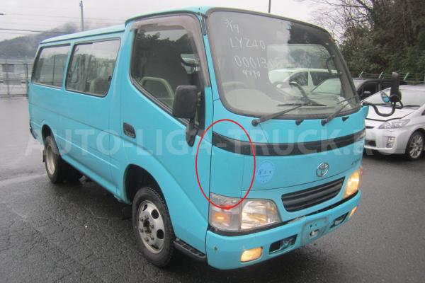 Щека Toyota Dyna, Toyoace  Щека    53801-37061