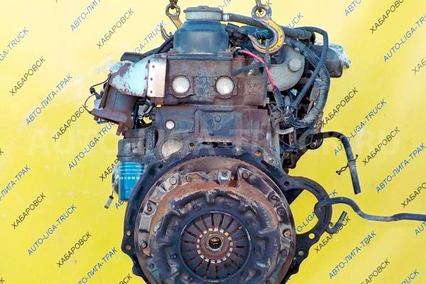 Двигатель в сборе  TD27  -   A128 ДВИГАТЕЛЬ TD27 1993 12