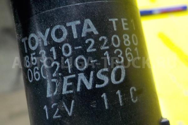 Моторчик  омывателя Toyota Dyna, Toyoace 5L Моторчик  омывателя 5L 2001  85310-22080