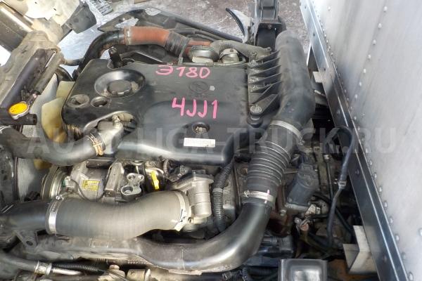 двигатель в сборе 4JJ1-Турбо   эльф180 ДВИГАТЕЛЬ 4JG2 2008 24