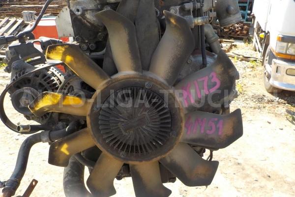 Двигатель Mitsubishi canter Митсубиси кантер 4M51