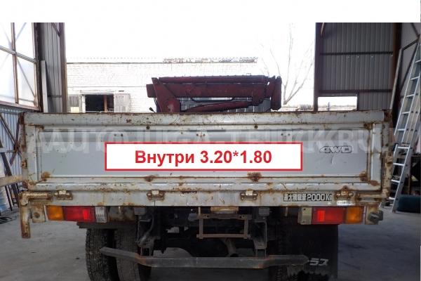 Кузов бортовой - А140 КУЗОВ
