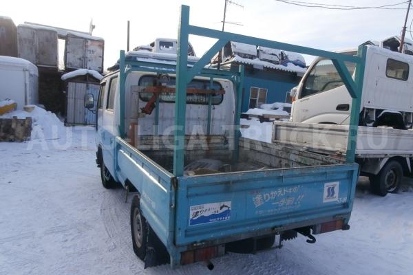 Кузов бортовой - А129 КУЗОВ