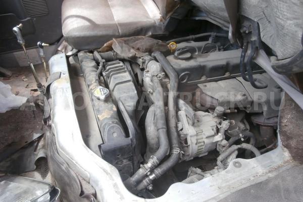 Двигатель Nissan Atlas TD23