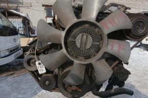 Двигатель  Mazda Titan TF