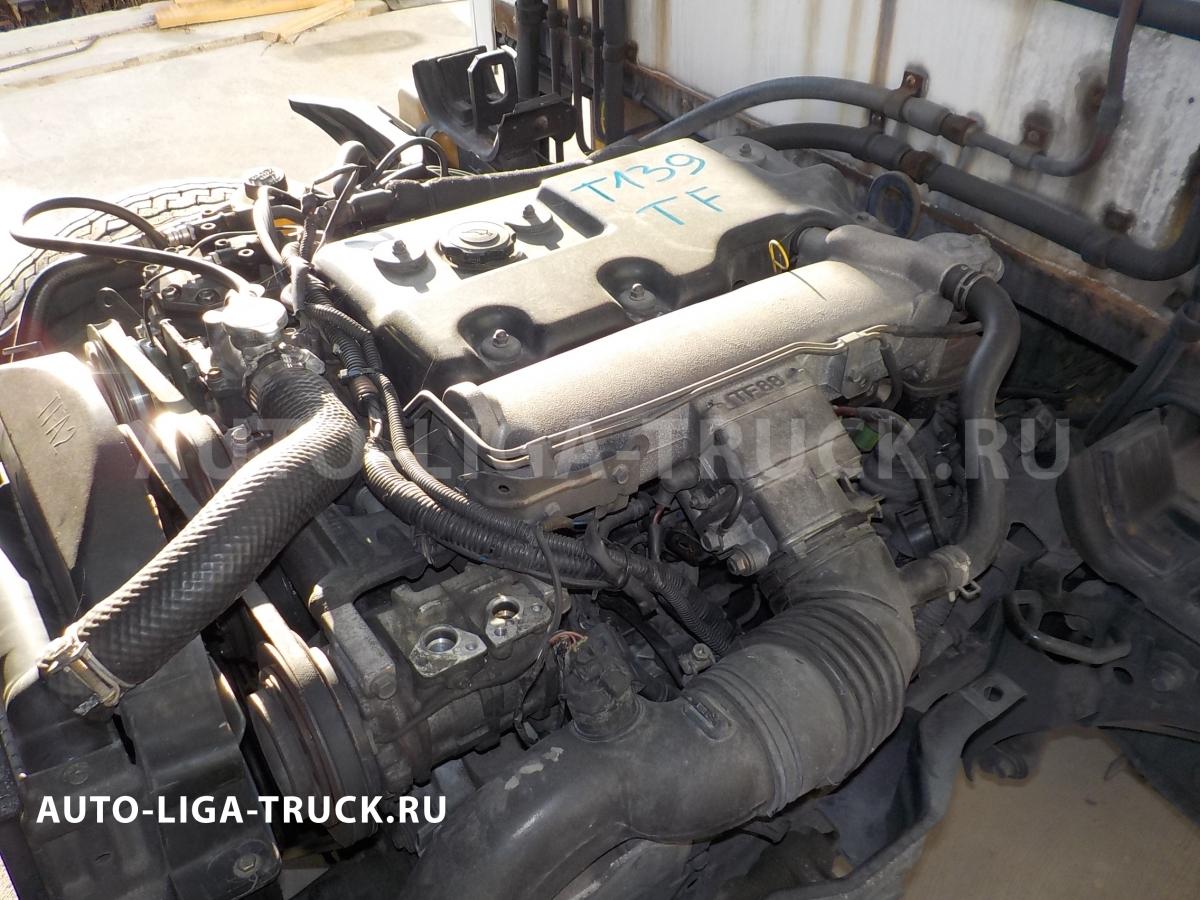 двигатель mazda titan tf с аукционным листом