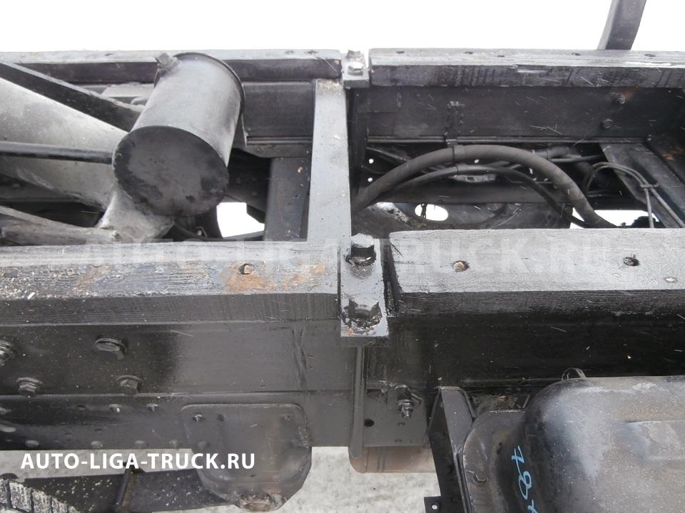 Самосвальные установки для японских грузовиков своими руками