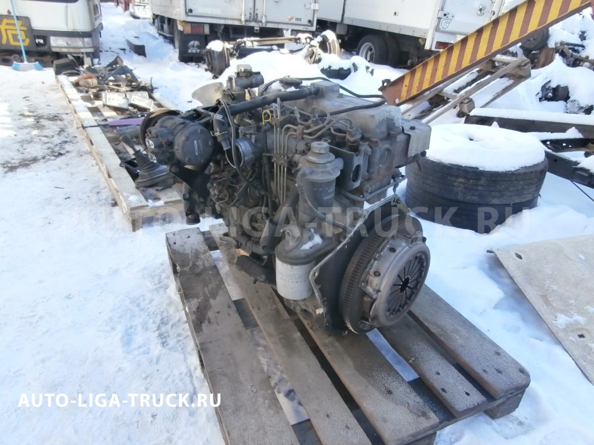 Mazda titan двигатели